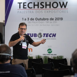 TUBOTECH 2019 Techshow conference