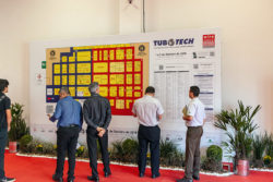 TUBOTECH 2019 hall plan and exhibitor list
